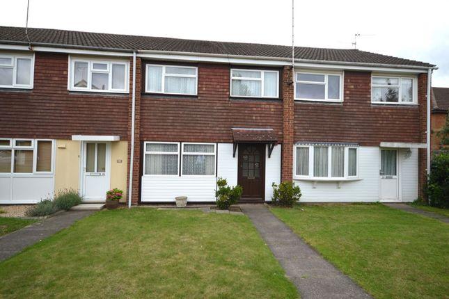 Thumbnail Terraced house for sale in Longmead, Woolmer Green, Knebworth