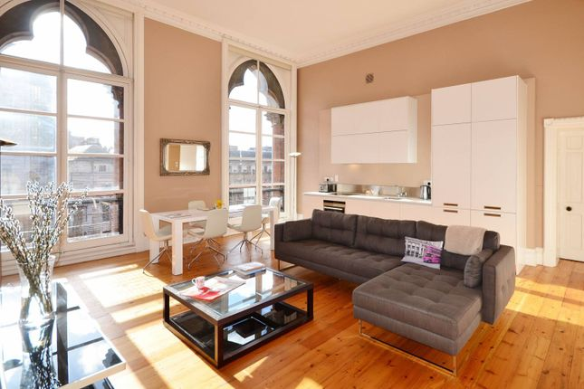 Thumbnail Flat to rent in Euston Road, King's Cross