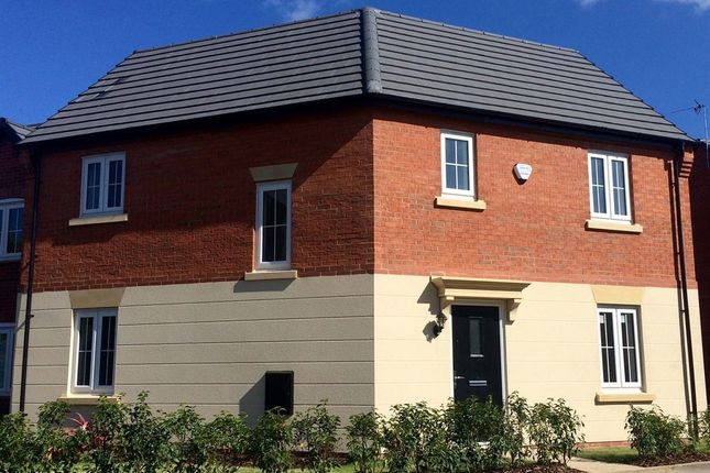 "Thumbnail Detached house for sale in ""The Corby"" at Northborough Way, Boulton Moor, Derby"