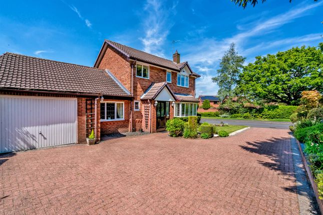 Thumbnail Detached house for sale in Ganton Road, Bloxwich / Turnberry Estate, Walsall