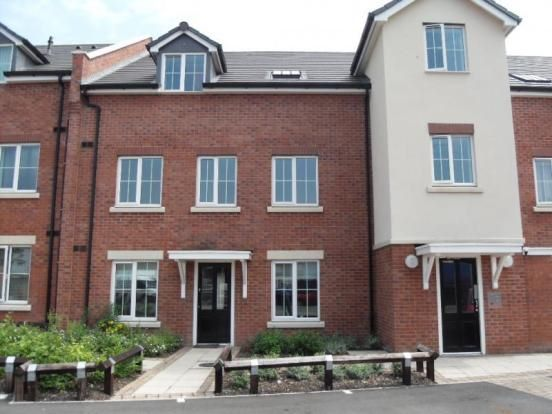 Thumbnail Flat to rent in Acorn Street, Willenhall