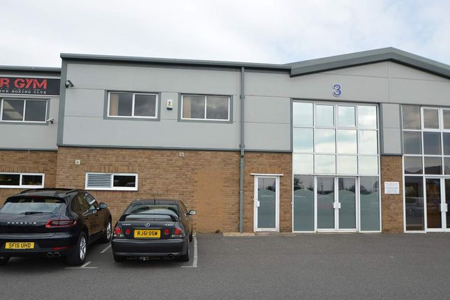 Thumbnail Warehouse to let in Unit 3, Holes Bay Business Park (Leasehold), Poole