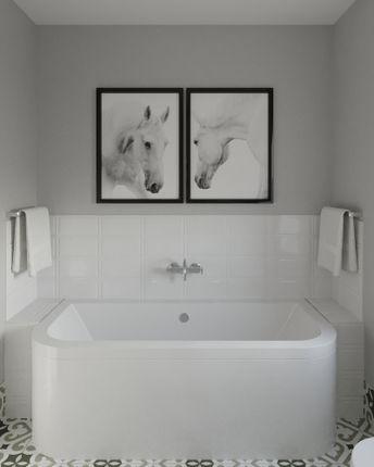 Bathroom of Plot 6, Beauchief Grove S7