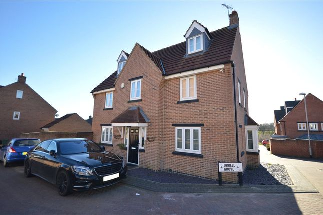 Thumbnail Detached house for sale in Orrell Grove, Leeds, West Yorkshire
