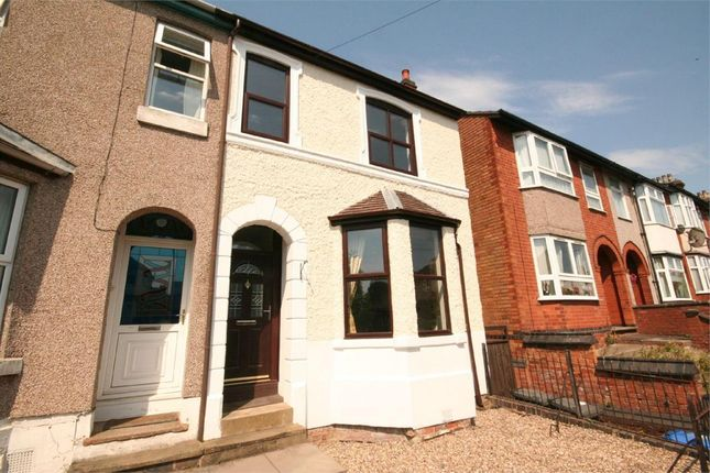 Thumbnail Terraced house to rent in Lawford Road, Rugby, Warwickshire