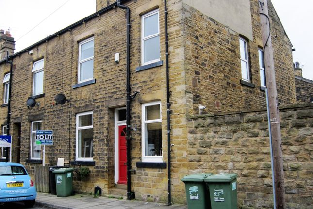 Thumbnail End terrace house to rent in Bright Street, Stanningley, Pudsey