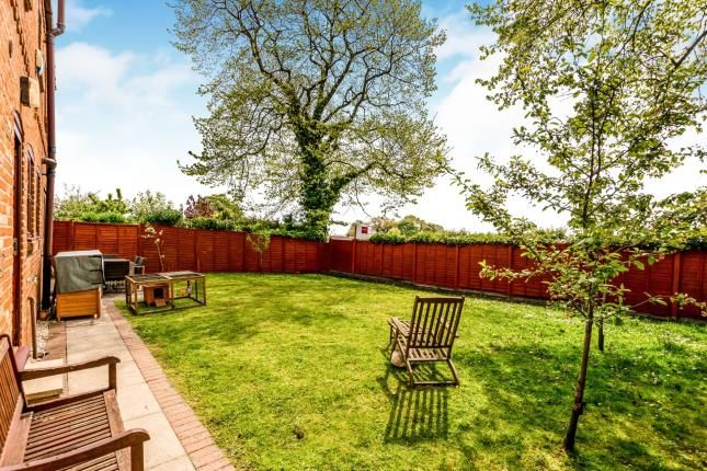 Garden of Chapel Close, North Duffield, Selby, North Yorkshire YO8