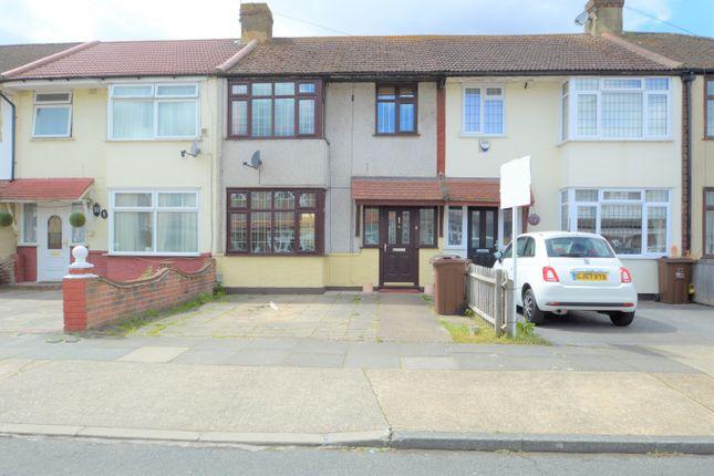 Thumbnail Terraced house for sale in Eastbrook Avenue, Dagenham