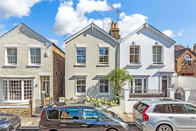 Thumbnail Semi-detached house for sale in Grosvenor Road, Richmond, Surrey