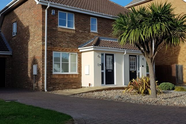Thumbnail Semi-detached house to rent in 3 Bed Semi Detached, Dewberry Close, St. Marys Island, Chatham