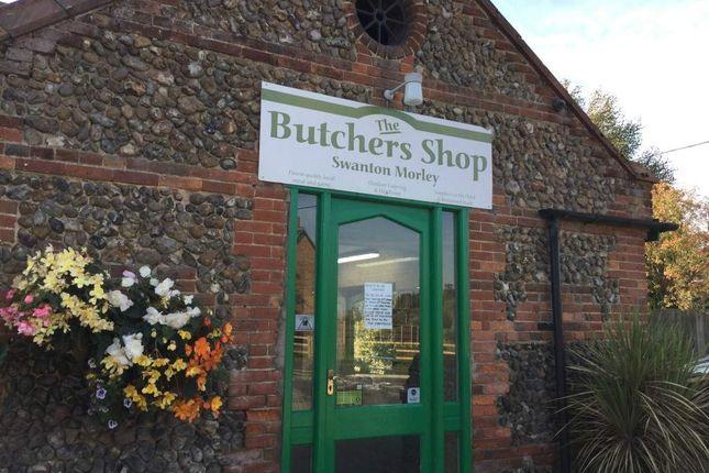 Thumbnail Retail premises for sale in Gooseberry Hill, Swanton Morley, Dereham
