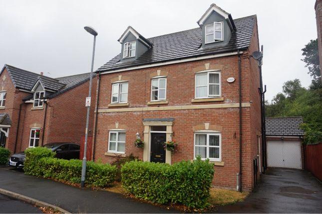 Thumbnail Detached house for sale in Lawnhurst Avenue, Manchester