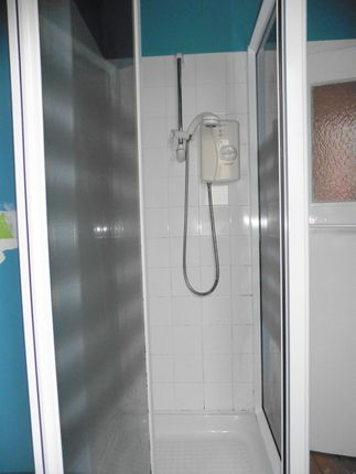 Shower Room of 49, Longhill Terrace, Rothesay, Isle Of Bute PA20