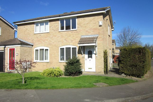 Thumbnail Semi-detached house to rent in St. Pauls Close, Spennymoor