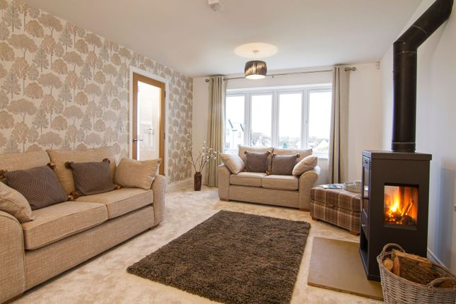 Thumbnail Detached house for sale in Plot 3 Aiken Meadow Scotforth Road, Lancaster