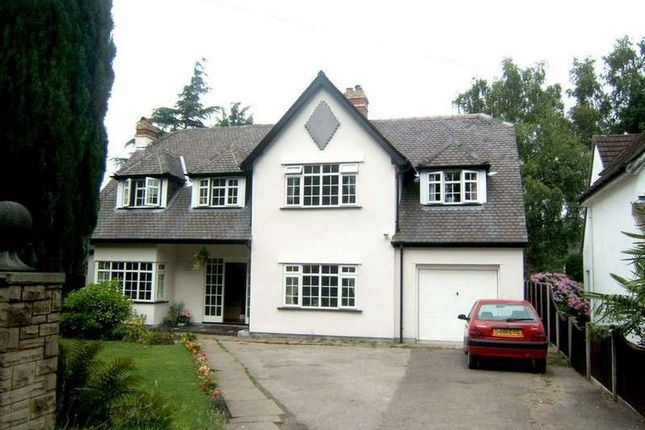 Thumbnail Detached house to rent in Rossmoyne, Cheadle H
