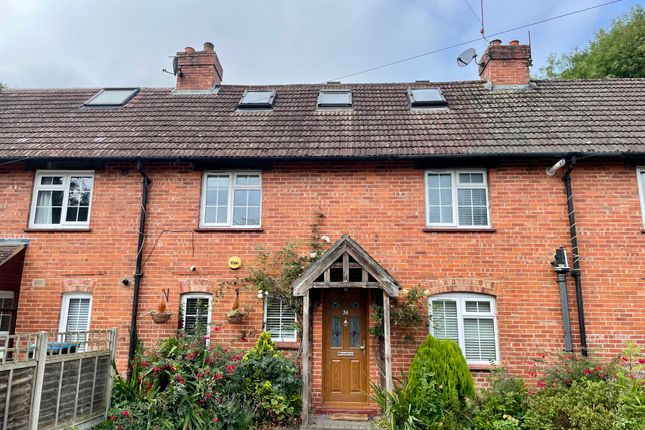 Thumbnail Terraced house to rent in St. Clair Close, Oxted