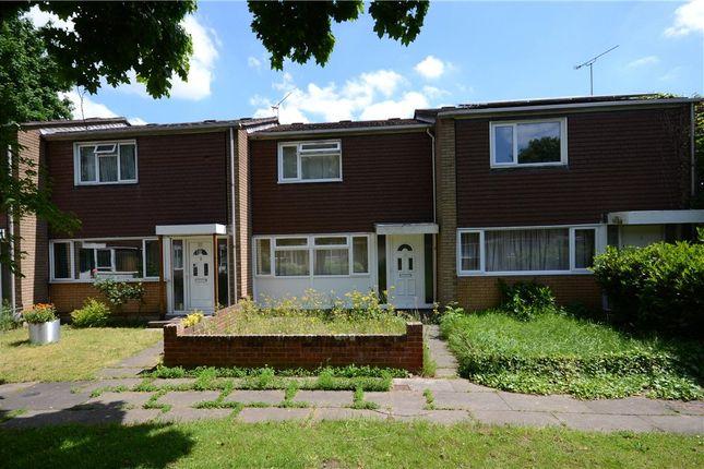Thumbnail Terraced house for sale in Carmarthen Close, Farnborough, Hampshire
