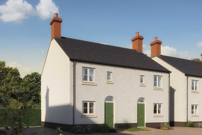 "Thumbnail End terrace house for sale in ""The Caswell"" at Trem Y Coed, St. Fagans, Cardiff"