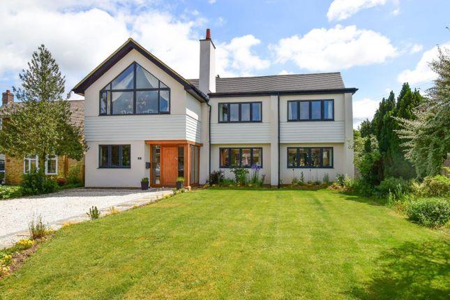 Thumbnail Detached house for sale in The Fairway, Burnham