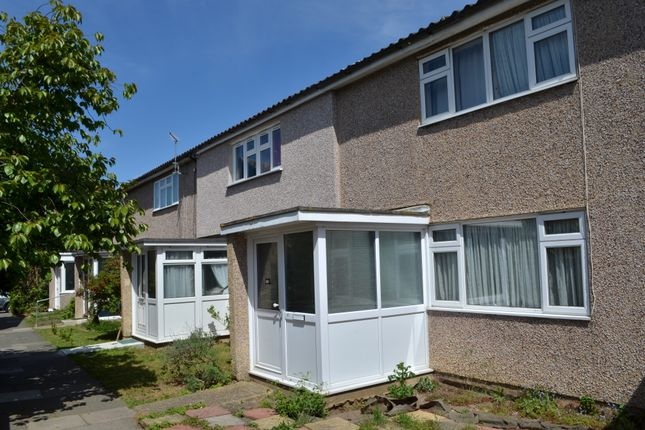 Thumbnail Terraced house for sale in Joyners Field, Harlow, Essex