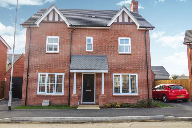 4 bed detached house for sale in Hanging Barrows, Boughton, Northampton