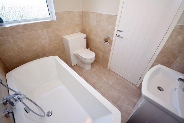 Family Bathroom of Elgar Crescent, Llanrumney, Cardiff CF3