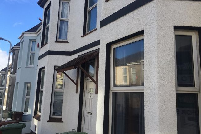 Thumbnail Terraced house to rent in Knighton Road, Plymouth