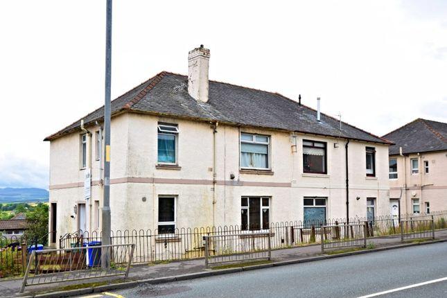 Thumbnail Flat for sale in Cassillis Terrace, Maybole, South Ayrshire