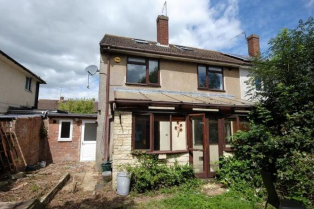 Thumbnail Semi-detached house for sale in Home Close, Cheltenham