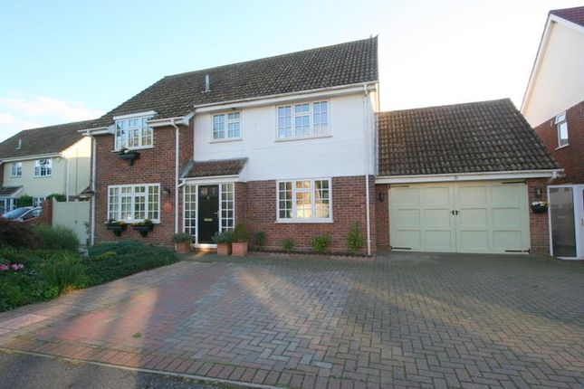 Thumbnail Detached house for sale in Crabtree, Kirby-Le-Soken, Frinton-On-Sea
