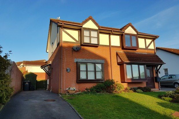 2 bed property to rent in Mulberry Close, Paignton TQ3