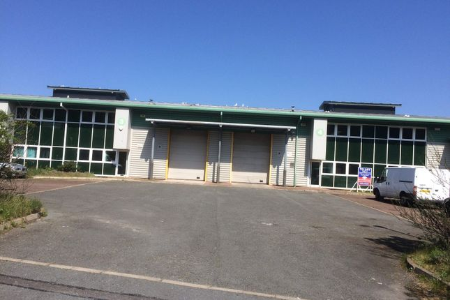Thumbnail Light industrial to let in Morfa Conwy Business Park, Ffordd Sam Pari, Conwy