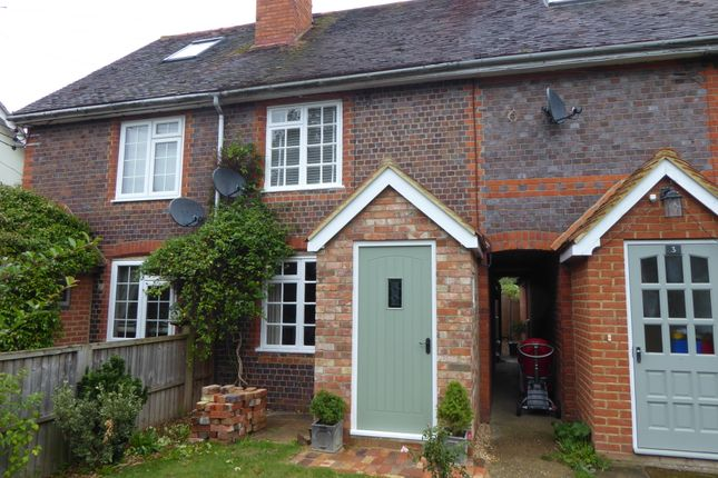 Thumbnail Terraced house to rent in Spring Terrace, Binfield Heath