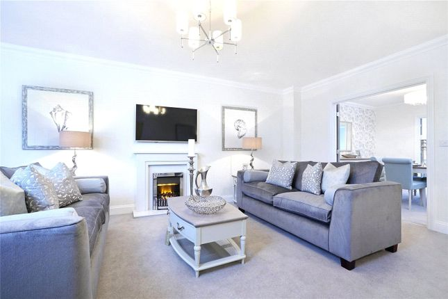 Thumbnail Terraced house for sale in Maryland Place, Townsend Drive, St Albans, Hertfordshire