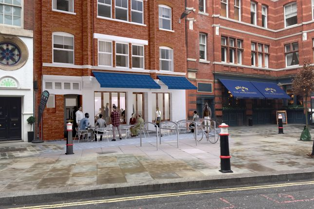 Thumbnail Restaurant/cafe to let in Middlesex Street, London