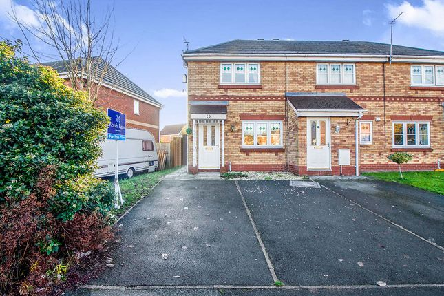 Thumbnail Terraced house for sale in Riviera Drive, Croxteth, Liverpool