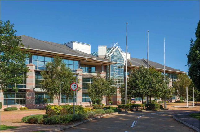 Thumbnail Office to let in Thames Valley Park, Reading