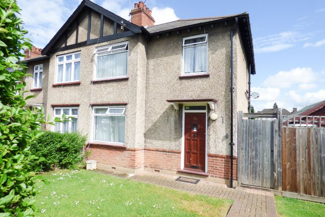 3 bed semi-detached house for sale in Somaford Grove, East Barnet