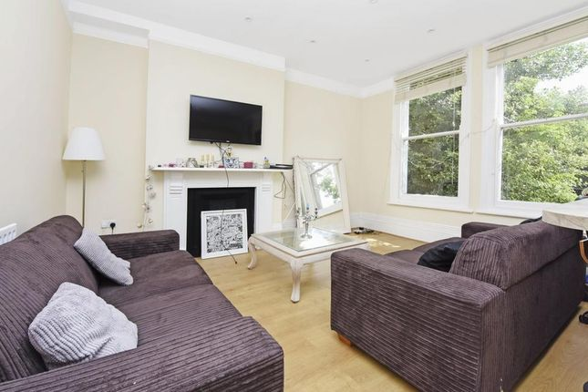 Thumbnail Flat to rent in Schubert Road, London
