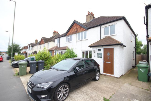 Thumbnail Property to rent in Aldershot Road, Guildford