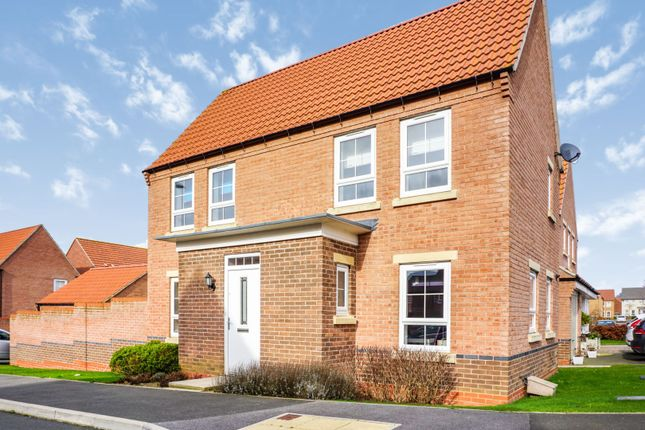 Thumbnail Detached house for sale in South Garth Road, Scarborough