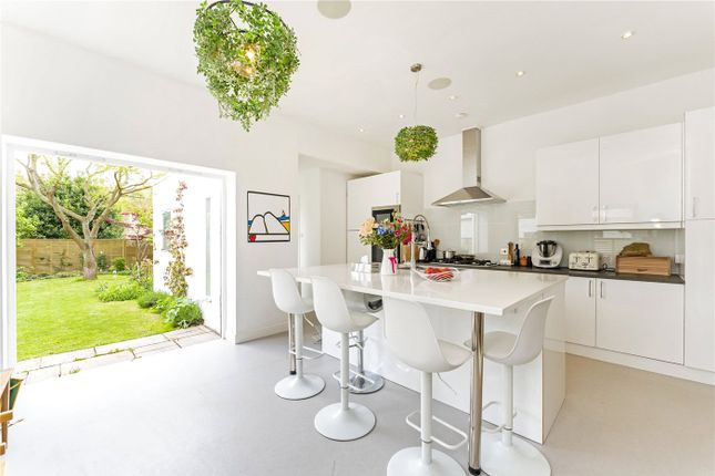Thumbnail Semi-detached house for sale in Leigh Gardens, London