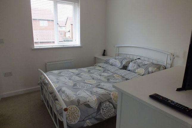 Master Bedroom of Carsington Drive, Sandyford, Stoke-On-Trent ST6