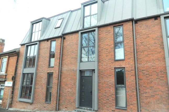 Thumbnail Flat to rent in Penthouse, Hungate, Lincoln