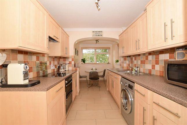 Thumbnail Semi-detached house for sale in Cherrywood Drive, Northfleet, Gravesend, Kent