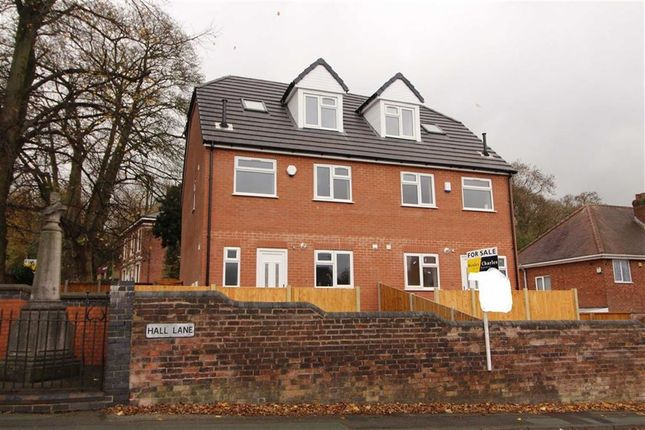 Thumbnail Semi-detached house for sale in Gorge Road, Hurst Hill, Coseley
