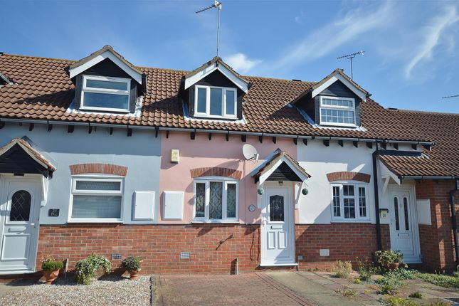 Thumbnail Terraced house for sale in Camellia Crescent, Clacton-On-Sea