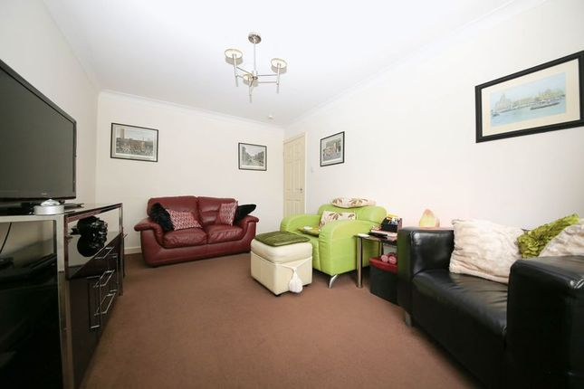 Lounge of Thackeray Place, Worsley Mesnes, Wigan WN3
