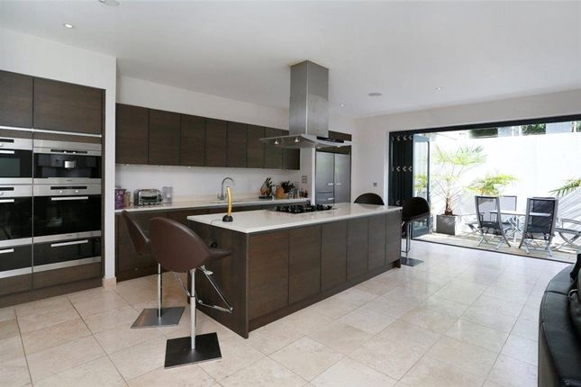Thumbnail Semi-detached house for sale in Currie Hill Close, Wimbledon